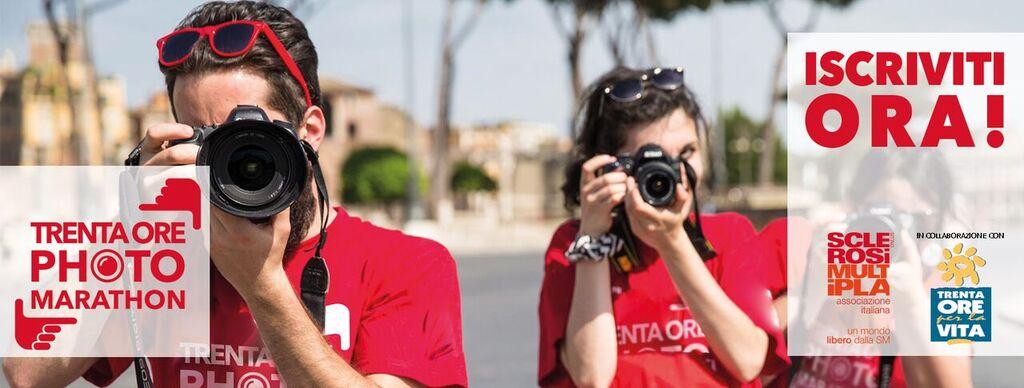 Photo Marathon - Trenta Ore per la Vita AISM