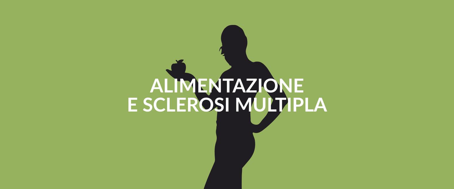 Sclerosi multipla e alimentazoine