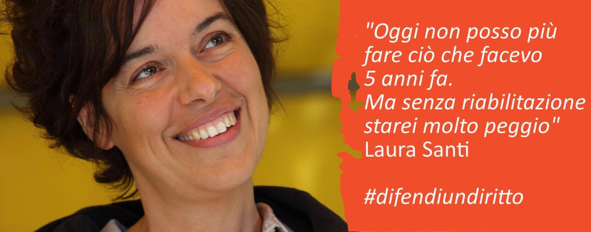 riabilitazione sclerosi multipla - Laura Santi