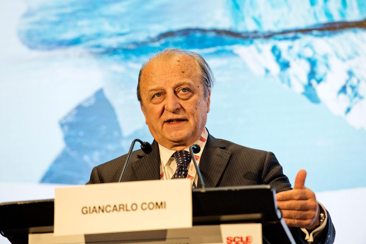 Prof Giancarlo Comi - Congresso FISM 2019