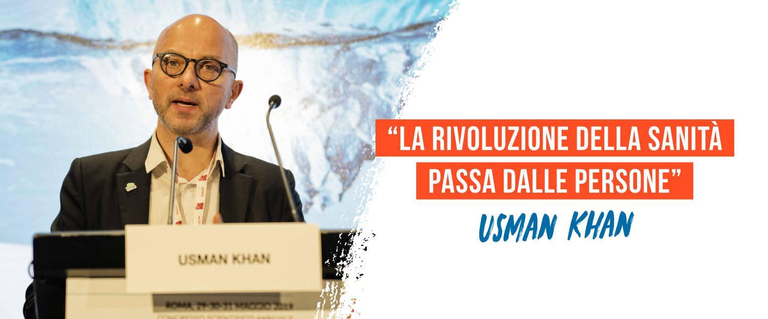 Congresso FISM 2019 - Usman Khan