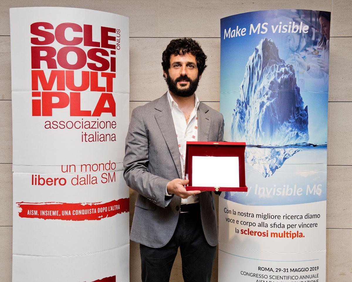 Premio Rita Levi Montalcini 2019 - Massimiliano Di Filippo