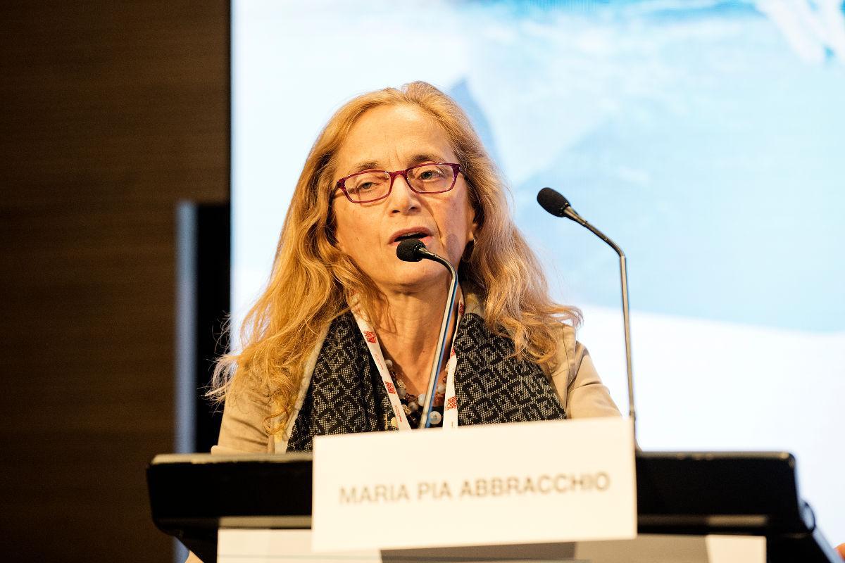 Maria Pia Abbracchio - Congresso FISM