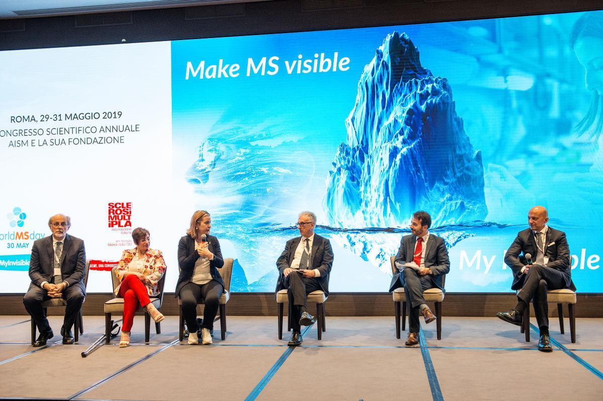 Giornata Mondiale della SM - istituzioni