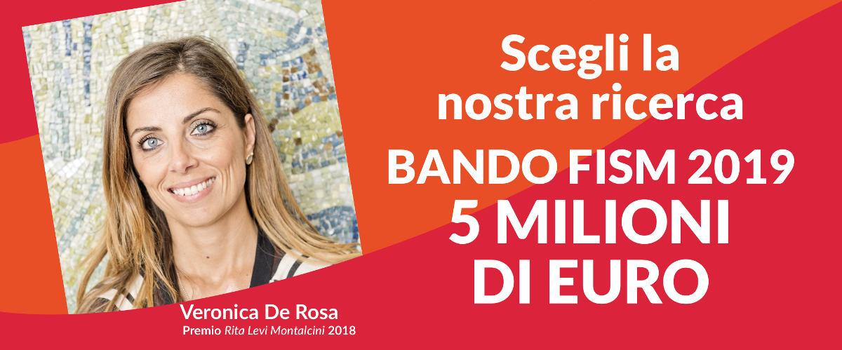 Bando FISM 2019