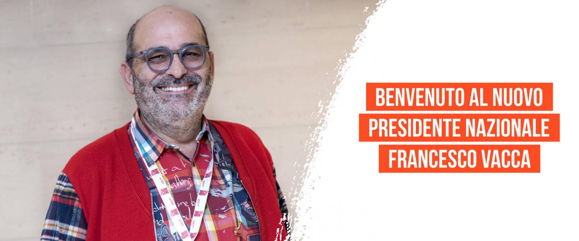 Francesco Vacca Nuovo Presidente Nazionale AISM