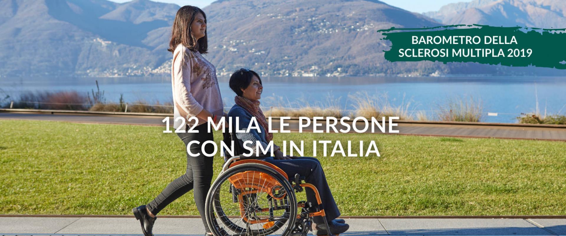 Barometro della Sclerosi Multipla 2019