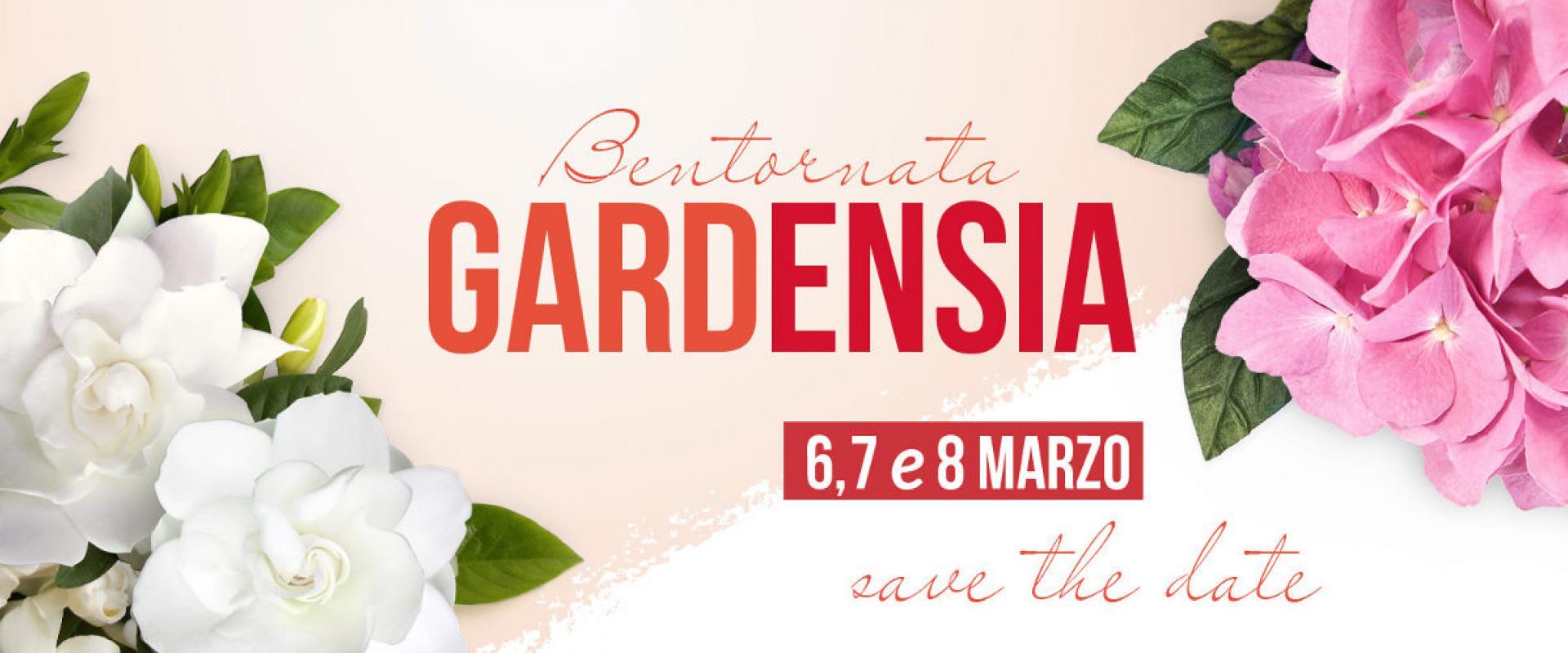 Bentornata Gardensia! 6, 7 e 8 marzo, per la Festa della Donna in 5.000 piazze