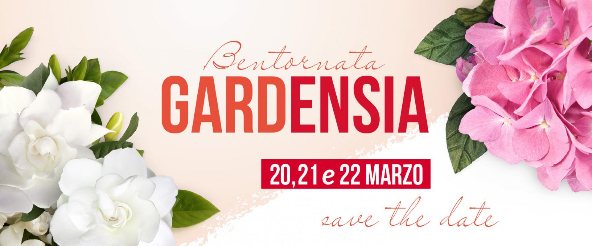 Bentornata Gardensia! 20, 21, 22 marzo 2020 nelle piazze italiane